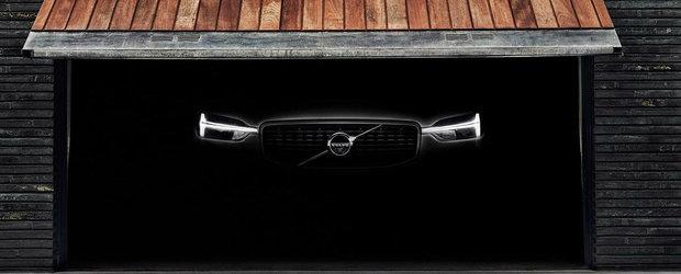 In spatele acestei usi se ascunde noua generatie Volvo XC60