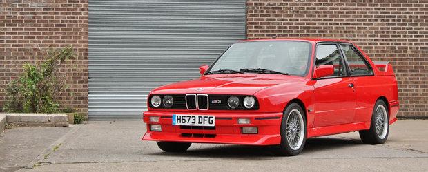 In stare buna, dar cu mici probleme la kilometraj. Suma cu care s-ar putea da acest BMW M3 E30