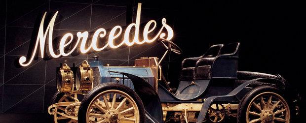 In urma cu 120 de ani, o fetita de 11 ani avea sa dea numele primului brand de masini de lux din lume: MERCEDES