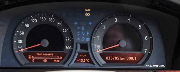 In urma cu 13 ani era printre cele mai rapide limuzine de pe piata. Cu cat se vinde acum un Seria 7 tunat de Alpina