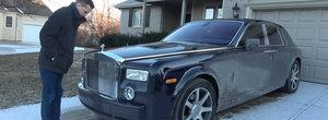 In urma cu sase luni a dat 80.000 de dolari pe un Rolls-Royce. Ce s-a intamplat intre timp