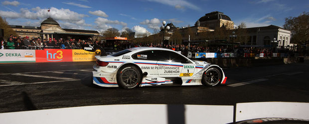 Inapoi in viitor: BMW Motorsport revine in DTM