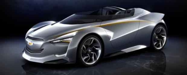 Inapoi in viitor: Chevrolet dezvaluie noul Miray concept