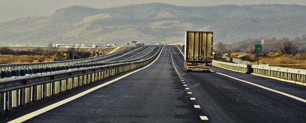 Inarmati-va cu multa rabdare daca tranzitati autostrada Timisoara-Lugoj deoarece intra in reparatii