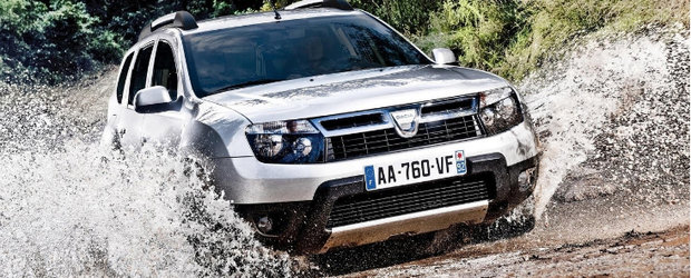 Inca 5000 de premii si un Duster in joc, la Dacia Summer Days