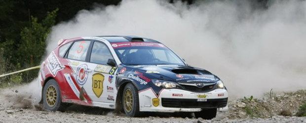 Inca doi campioni vin la Dementor Rally Show