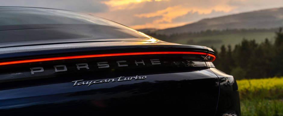 Inca este cel mai rapid sedan electric de pe Nurburgring. GALERIE FOTO cu noul Porsche Taycan