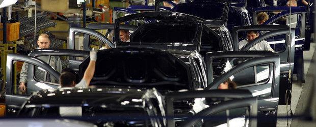 Inca o fabrica de masini in Romania. 'Al treilea constructor e pe teava'