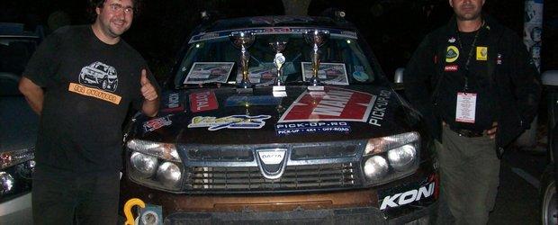 Inca o victorie pentru Dacia Duster 4x4 Everyone