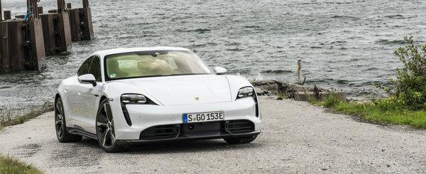 Inca un esec rasunator pentru Porsche TAYCAN. Versiunea de top Turbo S are o autonomie dezamagitoare