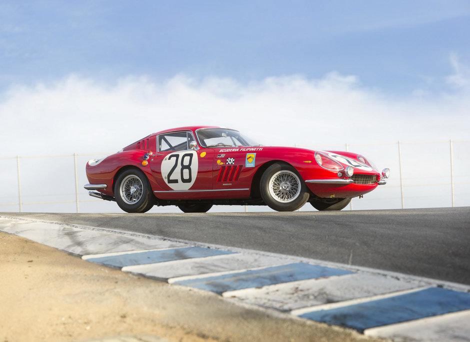 Inca un Ferrari a fost vandut la licitatie cu aproape 10 milioane de dolari