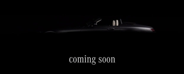 Inca un motiv sa vizitezi Parisul in toamna: noul Mercedes AMG GT C.
