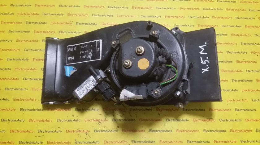 Incalzitor auxiliar BMW X5 8385546, 9140010217