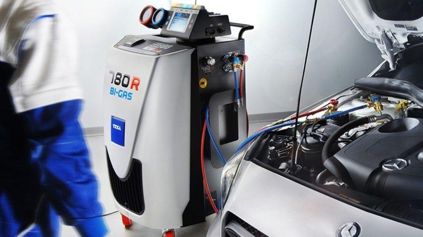 Incarcare cu freon Reparatii AC auto