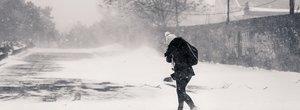 Incep codurile de ninsoare: in ce judete este cod galben de viscol si ninsoare