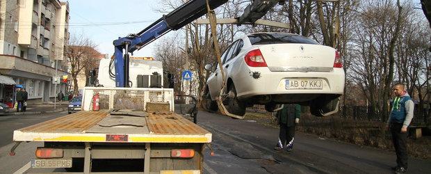Incepand de maine, hingherii din toata tara iti pot ridica masina parcata neregulamanetar