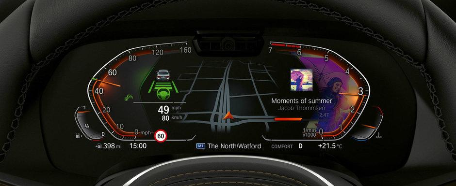 Incepe o noua era la BMW. Toate modelele vor avea de-acum incolo noul bord digital Live Cockpit