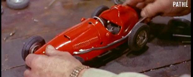 Inceputul automodelismului ne este aratat intr-un film din 1956