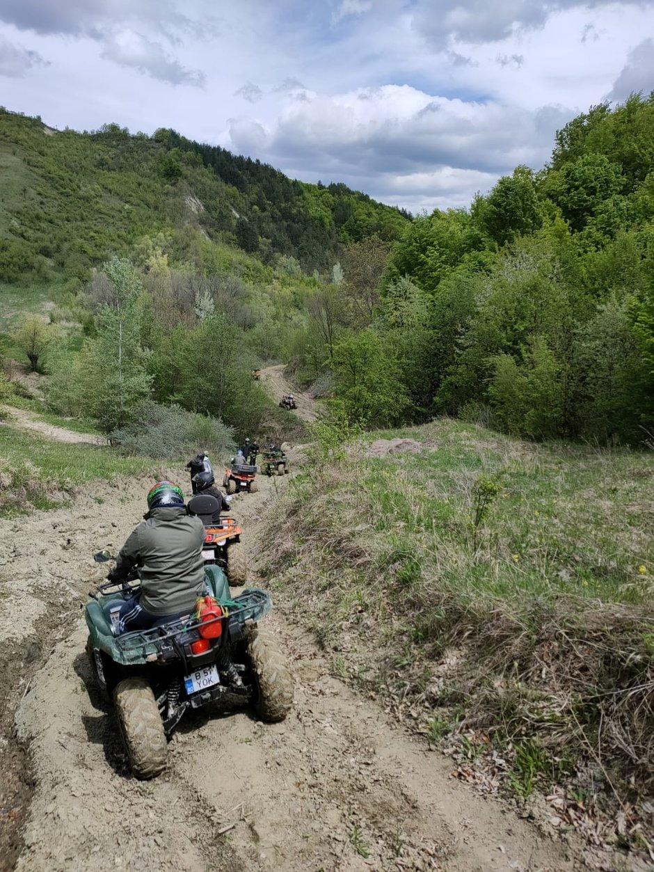 Inchiriere ATV Bucuresti