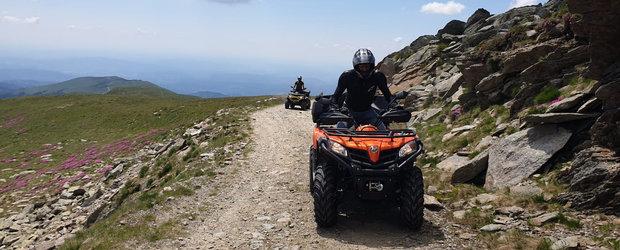 Inchiriere ATV-uri in Bucuresti: de ce sa iesi in natura cu un ATV?