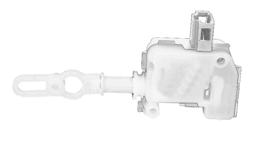 Incuietoare capota motor actuator AUDI A2, A4 1.2D-4.2 intre 2000-2005