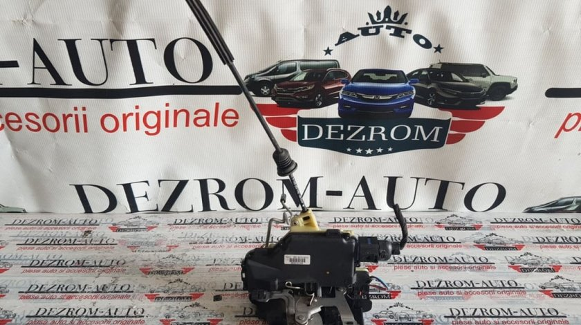 Incuietoare usa dreapta fata Seat Ibiza 3B1837016CC