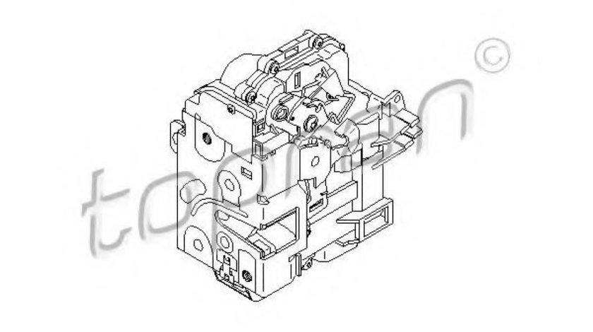 Incuietoare usa VW CADDY III Caroserie (2KA, 2KH, 2CA, 2CH) (2004 - 2016) TOPRAN 113 509 piesa NOUA