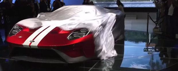 Incursiune in cadrul Salonului Auto International de la Dubai 2015