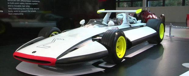 Incursiune in fascinanta lume auto a legendarului Sergio Pininfarina