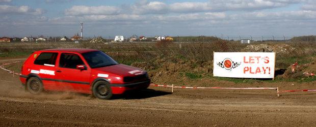 Indemanare cronometrata: The Race by Autocross Arena, 15 iunie 2014