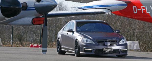 Inden Design are o oferta de nerefuzat: Mercedes S500 cu aroma de S65 AMG