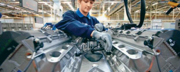 Industria auto face angajari masive in vestul tarii