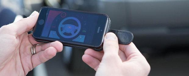 Industria auto si tehnologia. De la aplicatia care iti porneste masina pana la detectorul de alcool