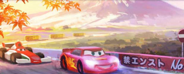 Inedit: Prima imagine din Cars2!