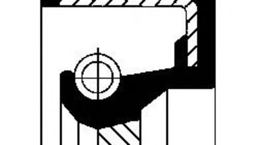 Inel etansare, pompa injectie MERCEDES E-CLASS (W210) (1995 - 2003) CORTECO 20029770B piesa NOUA