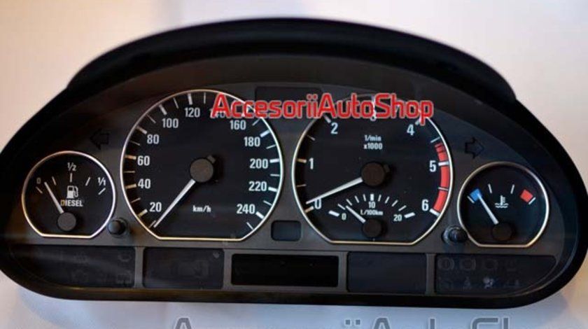 Inele Ceasuri Bord BMW E36 E46 E39 X5 E53 E38 - 79 RON !!! PROMOTIE