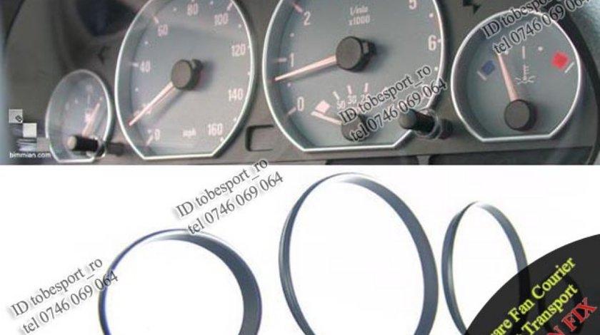 Inele Ceasuri Bord BMW E46 M3 MAT