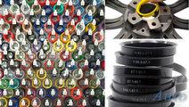Inele centrare / ghidaj  Jante 5x120 – BMW, Opel...
