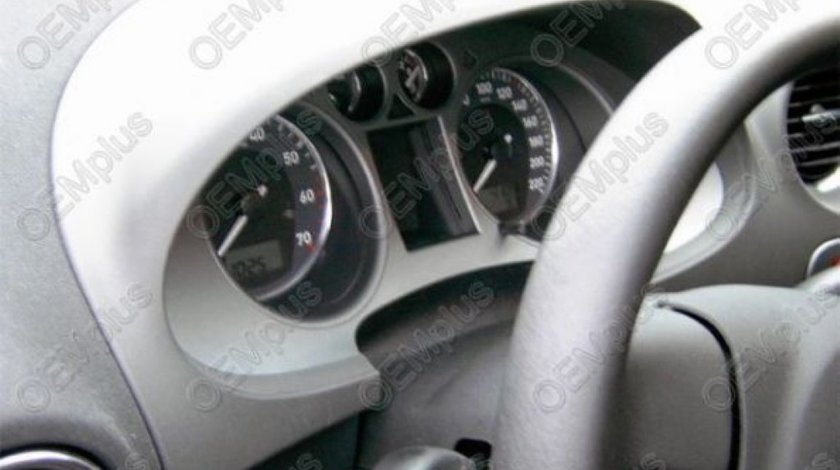 Inele Cromate Ceasuri Indicatoare Seat Ibiza/crodoba 2002-2008