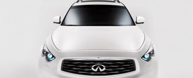 Infiniti FX Limited Edition: Exclusivitate redefinita