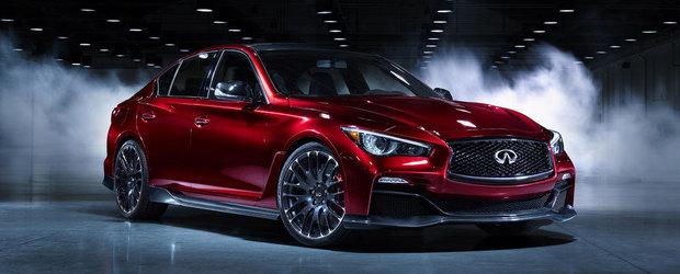 Infiniti Q50 Eau Rouge: Japonezii pregatesc un nou atac la BMW M3!