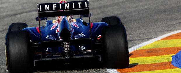 Infiniti Red Bull Racing - Noutati pentru 2013