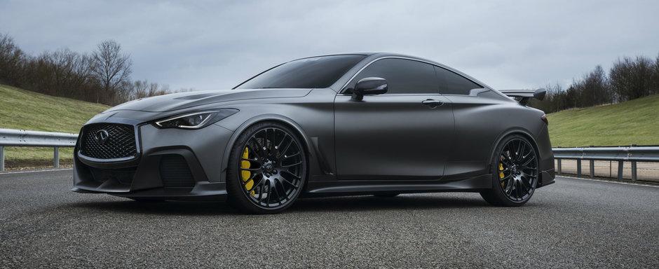 Infiniti se gandeste serios sa produca sperietoarea de BMW-uri M