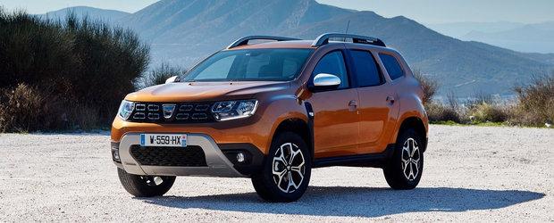Informatiile au aparut in presa franceza. Dacia lanseaza luna aceasta Duster 2 Facelift