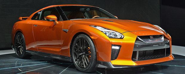 """Inginerii de la Nissan iau din nou """"foaia si creionul"""" in mana pentru urmatorul GT-R"""