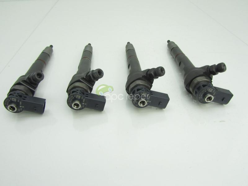 Injectoare 2,0Tdi cod 03L130277J Audi A1, A3 8P, A4 8K, A5 8T, TT 8J