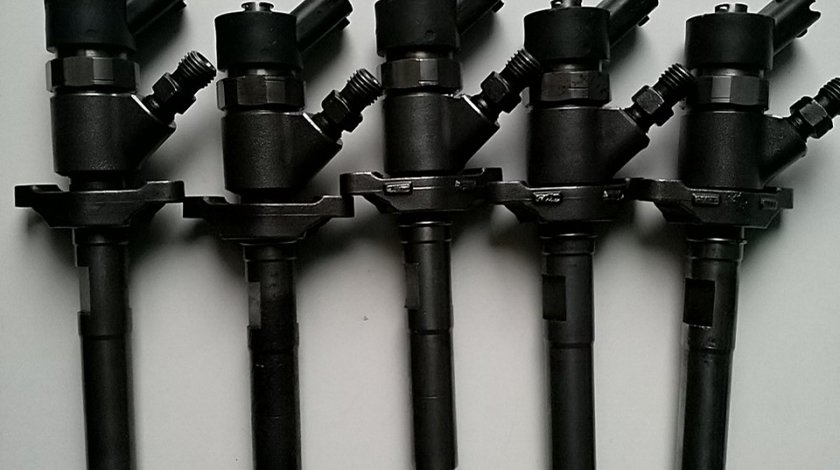 Injectoare bosch cod 0445110188 Citroen Ford Focus Fusion Mazda 3 Peugeot 206 307 407 Volvo 1.6