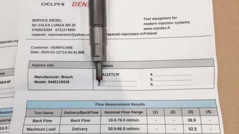 Injectoare Iveco 2.3 HPI Euro 5