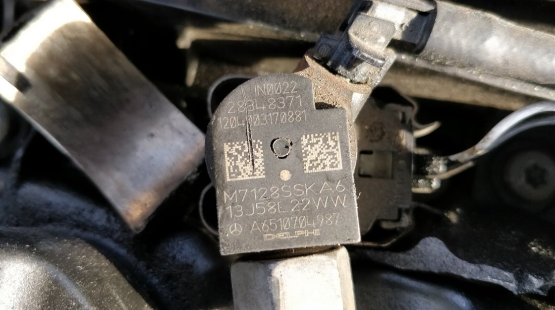 Injectoare Mercedes E class // C class // GLK // Jeep // 2.2 CDI A6510704987