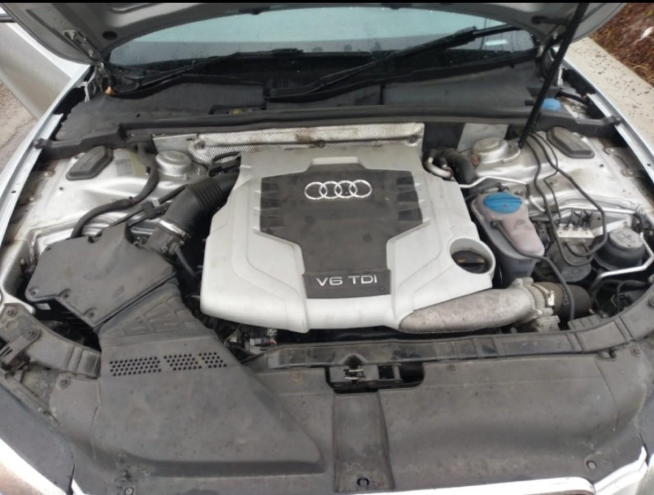 Injectoare Motor 2.7TDI 190 CP CAMA cgka Audi A5 A4 B8 dezmembrez 2008